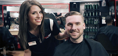 Sport Clips Haircuts of Fort Smith - Southside ​ stylist hair cut